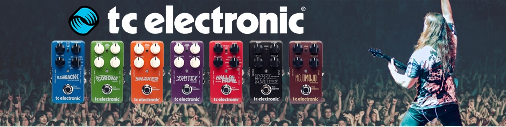 TC Electronic guitar effect