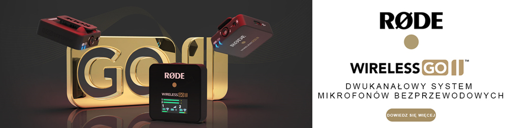 Rode Wireless GO2
