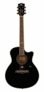KEPMA GUITAR A1CE BK  Gitara elektro-akustyczna  41''