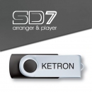 PEN DRIVE 2016 STYLE UPGRADE VOL.1 do SD7, KETRON