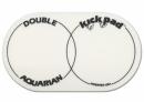 Aquarian DKP2 - łatka podwójna Kick Pad