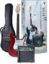 Stagg ESURF 250 TR - gitara elektryczna z wyposażeniem