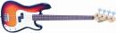 Vintage V4SB Sunburst - gitara basowa
