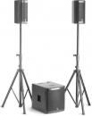 Stagg SWS2800D21B-0 - zestaw nagłośnieniowy 700W + 2x 350W