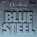 Dean Markley struny do gitary basowej BLUE STEEL NPS 50-128 5-str
