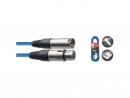 Stagg SMC6 CBL - kabel mikrofonowy 6m XLR/XLR