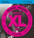 D'Addario EXL170SL 45-100 - struny do gitary basowej