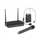 Soundsation WF-U24HP - mikrofonowy system bezprzewodowy UHF