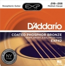 D'Addario EXP42 16-56 - struny do gitary akustycznej