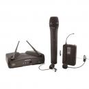 Proel WM202KIT System bezprzew.UHF mikrofon + bodypack