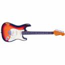 Vintage V6MRSSB - Gitara Elektryczna Distressed Burst