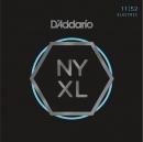 D'Addario NYXL 11-52 - struny do gitary elektrycznej