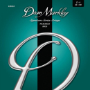 Dean Markley struny do gitary basowej NICKELSTEEL 40-100