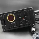 Kera Audio KLT-10B - Pickup aktywny do gitary z tunerem (zestaw)