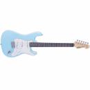 Vintage Gitara elektryczna V6 LAGUNA BLUE
