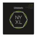 D'Addario NYXL 11-56 - struny do gitary elektrycznej