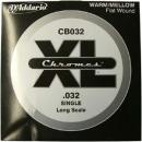 D'Addario CB032 - struny do gitary basowej
