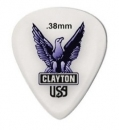 Clayton Acetal Standard 0.38mm - kostka gitarowa
