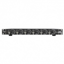 Proel HPAMP106 - 6-kanałowy wzmacniacz słuchawkowy