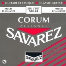 Savarez 500AR - struny do gitary klasycznej