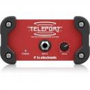 TC Electronic Aktywny system przewodowej transmisji sygnału gitarowego – nadajnik