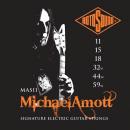 Rotosound MAS11 M. Amott [11-59] niklowane struny do gitary elektrycznej