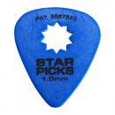 Cleartone kostka do gitary STAR PICKS 1.0 niebieska