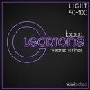 Cleartone struny do gitary basowej niklowane 40-100 4-str