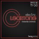 Cleartone struny do gitary elektrycznej MONSTER HEAVY 11-56