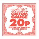 ERNIE BALL EB 1020 struna pojedyncza do gitary elektrycznej