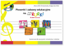 Bum Bum Rurki - Piosenki i zabawy edukacyjne - książka z nutami i CD