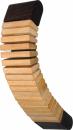 Corvus Rattlesnake Kokoriko drewniane