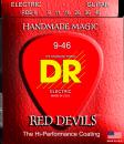 DR struny do gitary elektrycznej RED DEVILS  9-46