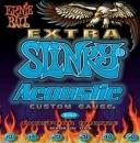 Ernie Ball EB2150 Phosphor Bronze 10-50 - struny do gitary akustycznej