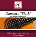 Royal Classics FL60 Flamenco Black - Struny do gitary klasycznej