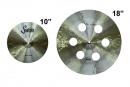 SOULTONE CST-SPL10 CHN18 EFFECT PACK talerz perkusyjny