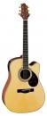 Samick D 6 CE N - gitara elektro-akustyczna