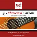 Royal Classics FLC80 JG Flamenco Carbon - Struny do gitary klasycznej