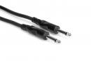 Hosa - Kabel Interconnect TS 6.35mm - TS 6.35mm, 1.5m