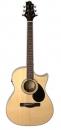 Samick GA-100SCE N – gitara elektro-akustyczna