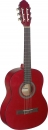 Stagg C430M RED - gitara klasyczna 3/4