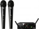 AKG WMS-40 MINI 2 DUAL Vocal Set US25 B/D (537.900-540.400) - system bezprzewodowy