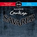 Savarez 510ARJ - struny do gitary klasycznej