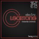 Cleartone struny do gitary elektrycznej MONSTER HEAVY 10-52