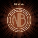 D'Addario NB1253 Nickel Bronze 12-53