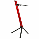 STAY Keyboard Stand SLIM 110cm 1 poziom Red statyw pod keyboard