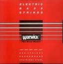 Warwick 45-135 Nickel - struny do gitary basowej