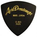 ARIA PAD-01/060 (BK) - piórko do gitary 0.60 mm czarny