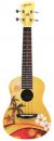 Moana M-100 Palm Trees - ukulele koncertowe