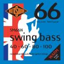 Rotosound SM66N - 4 struny bas [40-100] niklowane